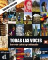 Boekhandel Walry - Todas las voces (libro + dvd + cd audio)